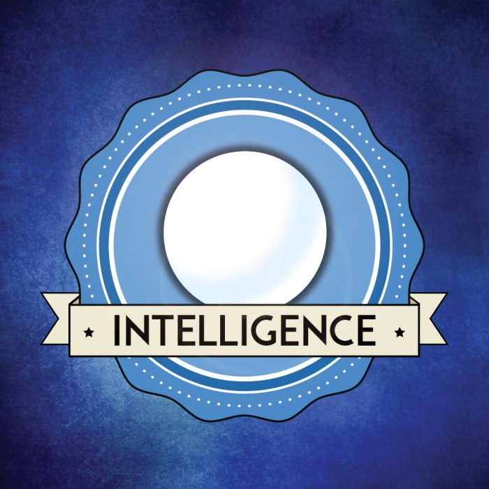 Intelligence-Badge