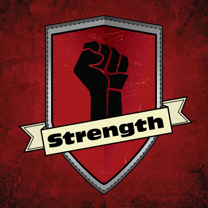 Strength-Badge