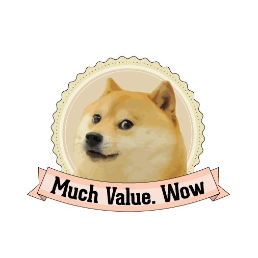 Doge-Badge
