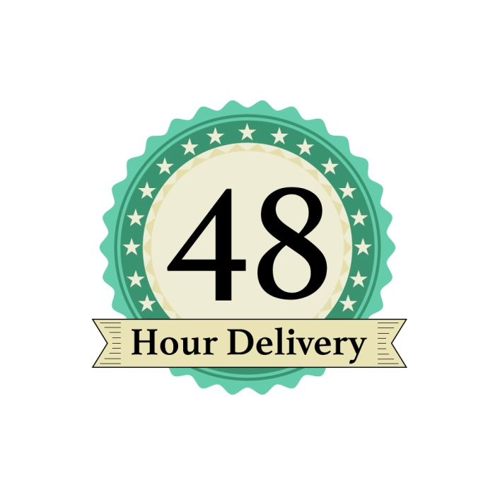 48-Hour-Delivery