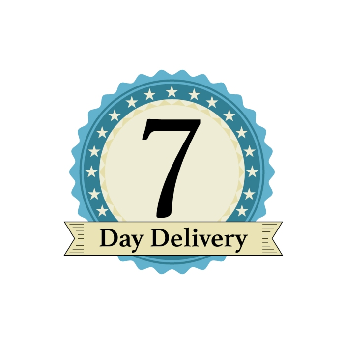 7-Day-Delivery