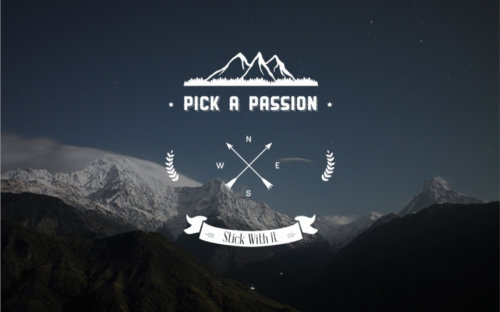 Picking-a-Passion