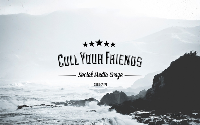Cull Your Friends
