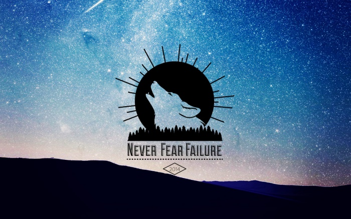 Never-Fear-Failure