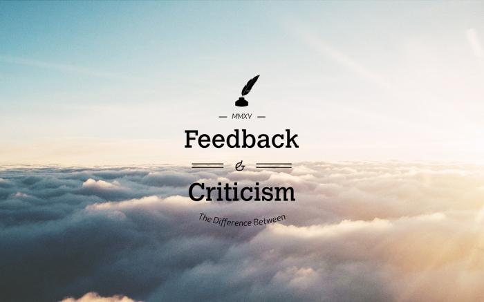 Feedback-&-Criticism