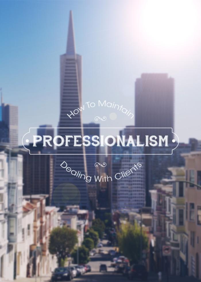 Professionalism1