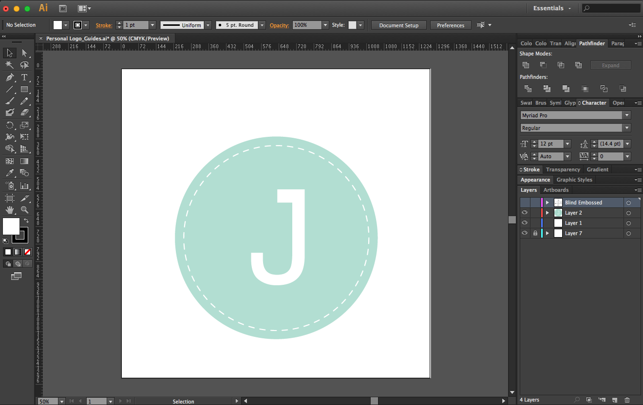 Case study how to animate a logo james butterly design for Open source adobe illustrator