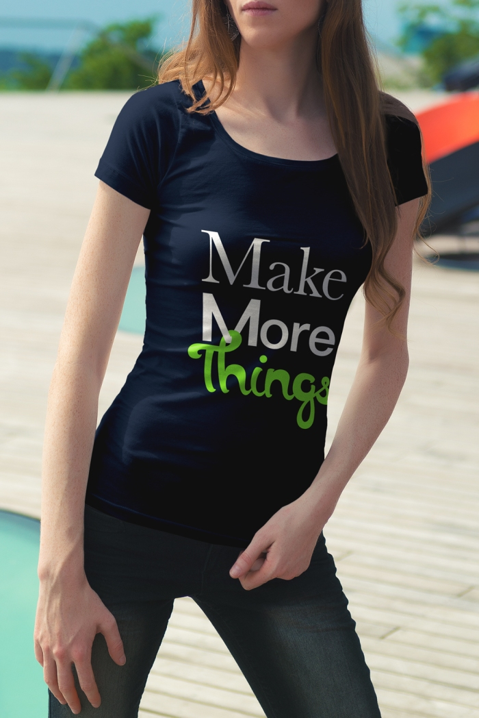 Make-More-Things-TShirt